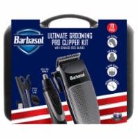 Barbasol Ultimate Grooming Pro Clipper Kit
