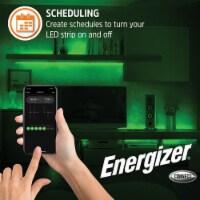 Energizer Connect EOS2-1001-WHT Smart Multicolor LED Light Strip, 16.4 Feet - 1