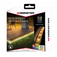 Jem Accessories Monster Outdoor Multi-Color LED Light Strip