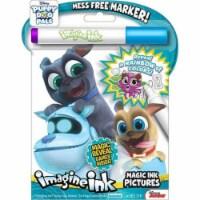 Bendon Publishing International 301545 Disney Puppy Dog Pals Imagine Ink Magic Ink Pictures