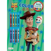 Bendon Toy Story 4 Coloring And Activity Book - 1 Unit