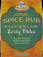 Mr. Kook's Zesty Tikka Rub