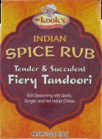 Mr. Kook's Fiery Tandoori Indian Spice Rub