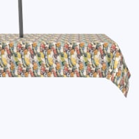 """Water Repellent, Outdoor, 100% Polyester, 60x84"""", Close Up Butterflies - 1 Product"""
