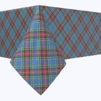 "Square Tablecloth, 100% Polyester, 54x54"", Macbeth Tartan Plaid"