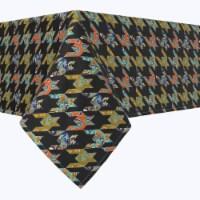 "Rectangular Tablecloth, 100% Polyester, 60x84"", Paisley Patchwork"