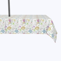 """Water Repellent, Outdoor, 100% Polyester, 60x84"""", Chicken Hatch Fun - 1 Product"""