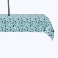 """Water Repellent, Outdoor, 100% Polyester, 60x104"""", Have You Seen Alice"""