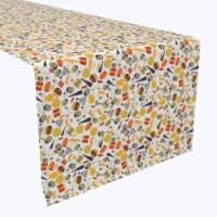"Table Runner, 100% Polyester, 12x72"", Hanukkah Celebration Essentials"