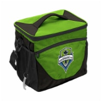 Seattle Sounders 24-Can Cooler - 1 ct