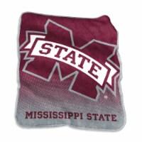 Mississippi State University Raschel Throw Blanket - 1 ct