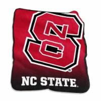 North Carolina State University Raschel Throw Blanket - 1 ct