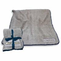 West Virginia Frosty Fleece - 1 ct