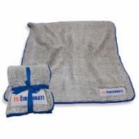 FC Cincinnati Frosty Fleece Blanket - 1 ct