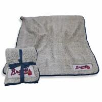 Atlanta Braves Frosty Fleece - 1 ct