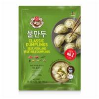 CJ Beksul Beef Pork & Vegetable Classic Dumplings - 28 oz