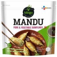 CJ Bibigo Pork & Vegetable Mandu Dumplings