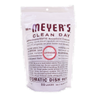 Mrs. Meyer's Lavender Dishwasher Soap