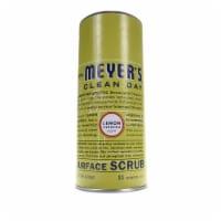 Mrs. Meyer's Lemon Verbena Surface Scrub - 11 Oz