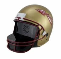 Florida State Seminoles Football Helmet Landscape Memories Bluetooth Speaker - One Size