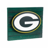 Green Bay Packers Lit Wall Decor - 1 ct