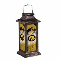 University of Iowa Solar Garden Lantern
