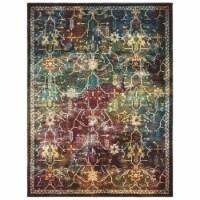 United Weavers of America 1831 30375 912 7 ft. 10 in. x 10 ft. 6 in. Panama Jack Bohemian Mon - 1