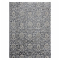 United Weavers of America 4000 40290 24 1 ft. 10 in. x 3 ft. Clairmont Limassol Cream Rectang