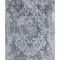 United Weavers of America 4525 10372 1013 Madrid Havana Grey Oversize Area Rectangle Rug, 9 f