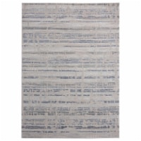 United Weavers of America 2601 10660 912 Cascades Rainier Blue Area Rectangle Rug, 7 ft. 10 i