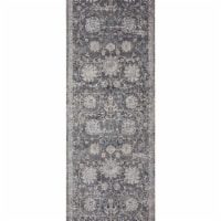 United Weavers of America 404 20472 28E 2 ft. 7 in. x 7 ft. 2 in. Glamour Elegance Transition