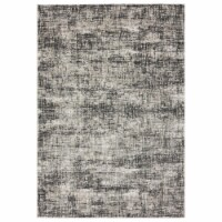 United Weavers of America 2610 20472 28E Veronica Constance Grey Runner Rug, 2 ft. 7 in. x 7