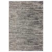 United Weavers of America 2610 20872 58 Veronica Ives Grey Area Rectangle Rug, 5 ft. 3 in. x