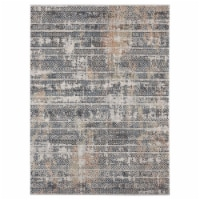 United Weavers of America 2620 31075 58 Allure River Area Rectangle Rug, 5 ft. 3 in. x 7 ft. - 1