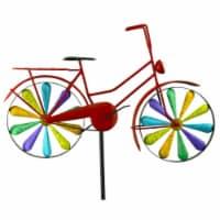 Red Carpet Studios 34479 Stake Bicycle Rainbow
