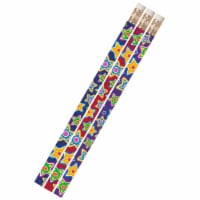 Mad About Stars Motivational Pencil, Pack of 12 - 1