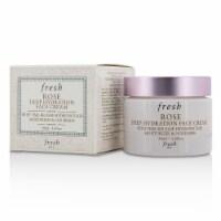 Fresh Rose Deep Hydration Face Cream  Normal to Dry Skin Types 50ml/1.6oz - 50ml/1.6oz