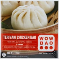 Wow Bao Teriyaki Chicken