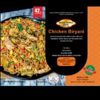 Mosul kubba Biryani Chicken halal - 10 oz