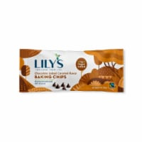 Lily's Chocolate Salted Caramel Flavored Baking Chips