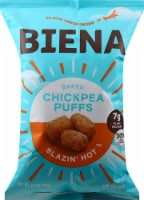 Biena Blazin' Hot Baked Chickpea Puffs