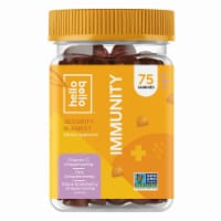 Hello Bello Elderberry Immunity Gummies - 75 ct
