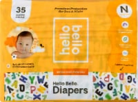 Hello Bello Size N Baby Diapers