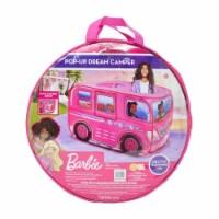 Sunny Days Barbie Dream Camper Pop Up Play Tent - 1 ct