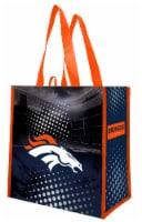 Denver Broncos Reusable Shopping Tote
