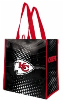 Kansas City Chiefs Reusable Tote Bag