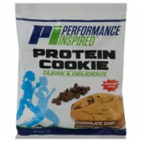 On-The-Go , Performance Inspired Protein Cookies, Pack of 12, Chocolate Chip - 1