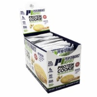 On-The-Go , Performance Inspired Protein Cookies, Pack of 12, - 1