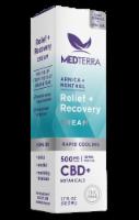 Medterra CBD Rapid Cooling Cream 500mg - 1.7 fl oz