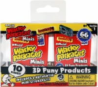 Wacky Packages Minis Series 1 Blind Box 2-Pack   10 Random Pieces - 1